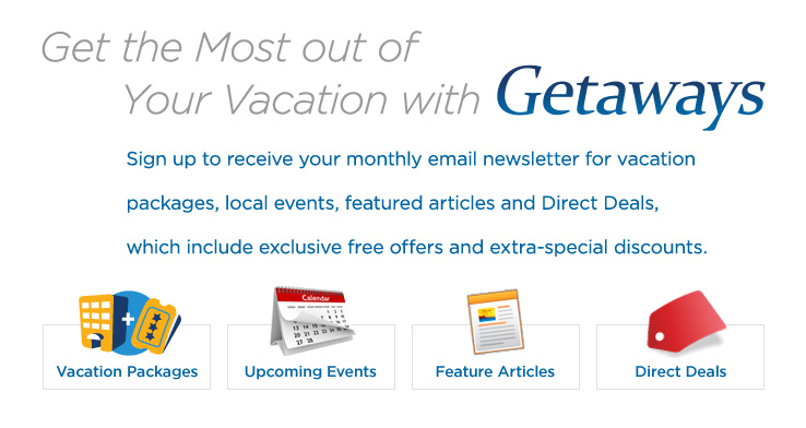 Get the most out of your vacation with monthly offers
