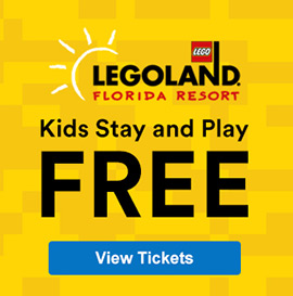 Legoland Kids Stay and Play Free