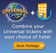Universal plus Hotel Package