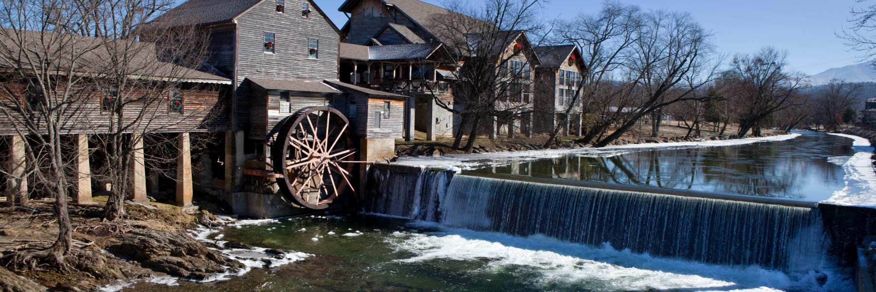 The Mills in Pigeon Forge
