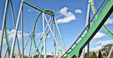 14 of the Biggest, Baddest Thrill Rides Orlando Has to Offer