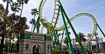 The Ultimate Thrill Rides at Knotts Berry Farm