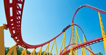 Top 5 Roller Coasters at Kings Dominion
