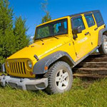 4 X 4 Jeep Course in Clermont FL