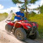 ATV Off Road Experience in Clermont FL