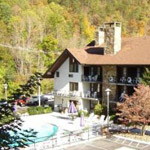 River Edge Motor Lodge in Gatlinburg TN