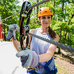 Adventure Park Ziplines in Sevierville TN