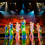 Amazing Acrobats of Shanghai in Branson MO