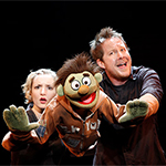 Avenue Q in New York NY