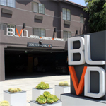 The BLVD Hotel & Suites in Hollywood CA