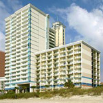 Best Western Plus Carolinian Oceanfront Inn and Suites in Myrtle Beach SC