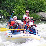 Big Bear Rafting in Hartford TN