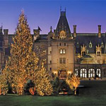 Biltmore Estate Candlelight Christmas Evening in Asheville NC