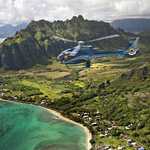 Blue Hawaiian Oahu Helicopter Tours in Honolulu, Oahu HI