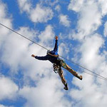 Branson Zipline Canopy Tours at Wolfe Creek Preserve in Branson MO