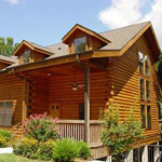 Cabins at Grand Mountain by Thousand Hills Golf Resort in Branson MO