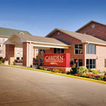 Camden Hotel & Conference Center in Branson MO