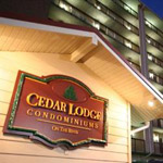 Cedar Lodge Condominiums in Pigeon Forge TN