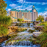 Chateau on the Lake Resort and Convention Center in Branson MO