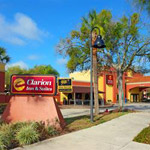 Clarion Inn and Suites International Drive in Orlando FL