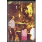 Cosmic Caverns in Berryville AR