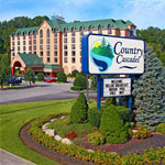 Country Cascades in Pigeon Forge TN