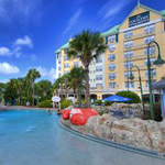 Country Inn & Suites Maingate at Calypso Cay Resort in Kissimmee FL