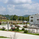 Cove Creek RV Resort in Sevierville TN
