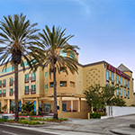 Desert Palms Hotel and Suites in Anaheim CA