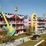 Disney's All-Star Music Resort in Lake Buena Vista FL