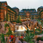 Disney's Wilderness Lodge in Lake Buena Vista FL