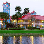 Disney's Caribbean Beach Resort in Lake Buena Vista FL