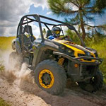 Revolution Off-Road Dune Buggy Experience in Clermont FL