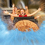 Family Kingdom's Splashes Oceanfront Water Park in Myrtle Beach SC