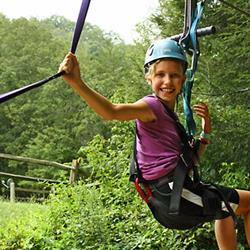 Foxfire Mountain Adventures in Sevierville TN
