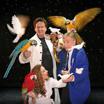 Hamner Barber Magical Variety Show in BRANSON MO
