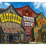 Hatfield & McCoy Christmas Dinner Disaster in Pigeon Forge TN