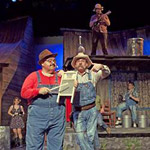 Hatfield & McCoy Dinner Show in Pigeon Forge TN