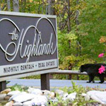 Highlands Condominium in Gatlinburg TN