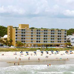 Holiday Inn Oceanfront Surfside Beach in Surfside Beach SC