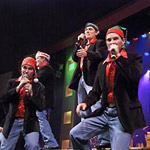 Hughes Brothers Christmas Show in Branson MO