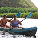 Kayak Adventures of Wailua River - Kauai in Kapaa, Kauai HI
