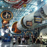Kennedy Space Center with Transport in Orlando FL