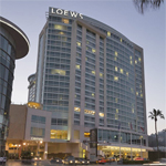 Loews Hollywood Hotel in Hollywood CA