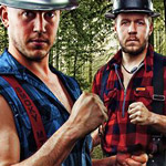 Lumberjack Feud Dinner and Show in Pigeon Forge TN