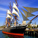 Maritime Museum of San Diego in San Diego CA