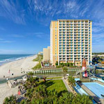 Westgate Myrtle Beach Oceanfront Resort in Myrtle Beach SC
