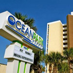 Ocean Park Resort in Myrtle Beach SC