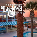 Oceanfront Litchfield Inn in Pawleys Island SC