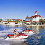 Personal Watercraft at Walt Disney World - Sammy Duvall's Watersports Centre in Lake Buena Vista FL